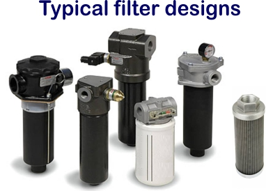 hydrauic filters