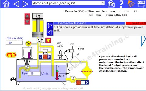power unit test