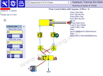 Hydraulic Simulation Software